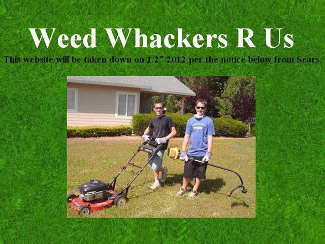 Sears Warns Nevada County Teens Over Name Of Lawn Care Business ...