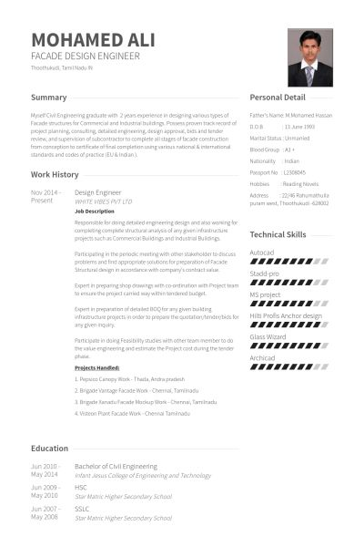 Download Design Engineer Resume Example | haadyaooverbayresort.com