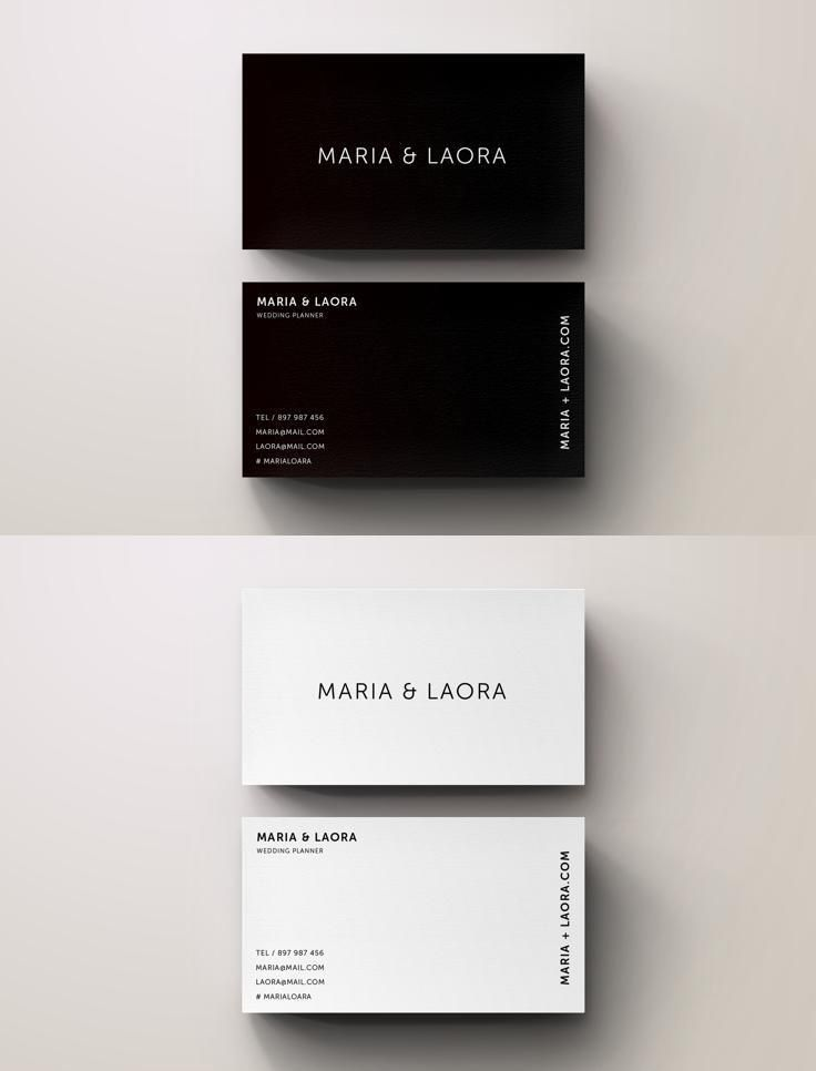 Best 25+ Modern business cards ideas on Pinterest | Free business ...