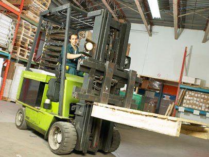 Cecil College - Forklift Operator