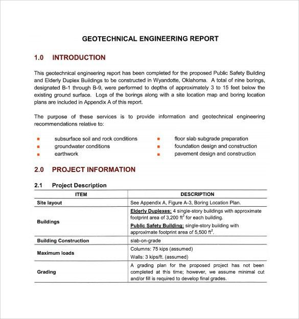 Report Template. Monthly Project Status Report Template - Excel ...