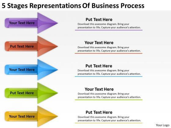 Business PowerPoint Templates Process 30 60 90 Plan - PowerPoint ...