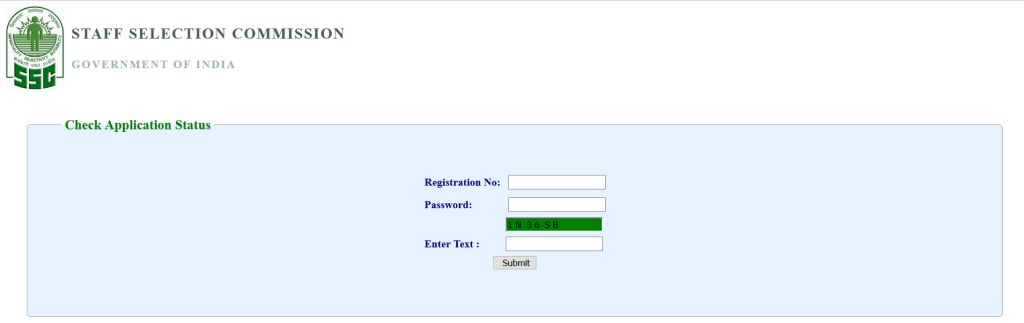 Download Admit Card SSC Northern Region Statistical Assistant ...