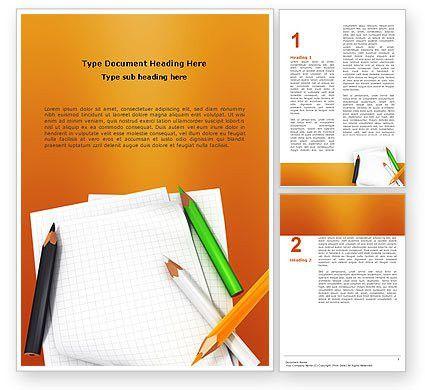 Scrapbook Word Templates Design, Download now   PoweredTemplate.com