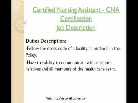 Download Job Duties Of Cna | haadyaooverbayresort.com