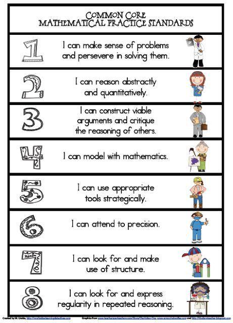 Best 25+ Math practice standards ideas on Pinterest | 8 ...