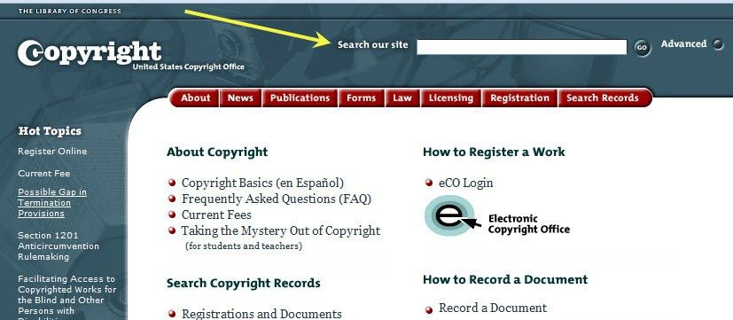 The Next Best Resource for Copyright Law |