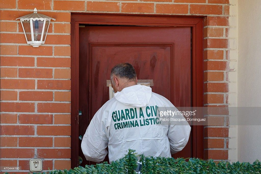 Spanish Security Forces Search For A Missing Argentinian Woman In ...