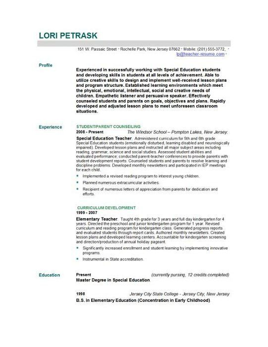 What Makes a Great Cover Letter Resumes Cover Letters Pinterest ...