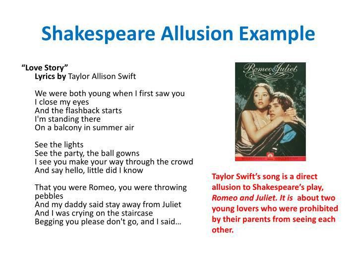 PPT - Allusions in Literature PowerPoint Presentation - ID:2380658