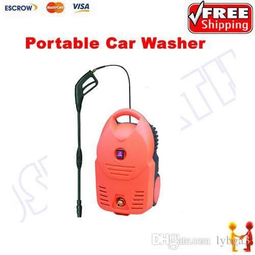 2017 Small Type 6l Car Washer Ectric Portable High Pressure Car ...