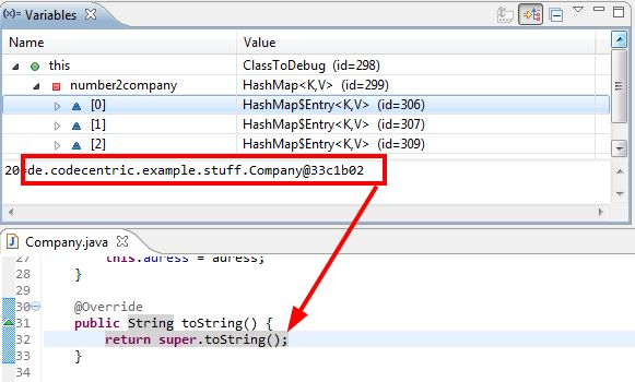 Again! - 10 Tips on Java Debugging with Eclipse - codecentric AG Blog