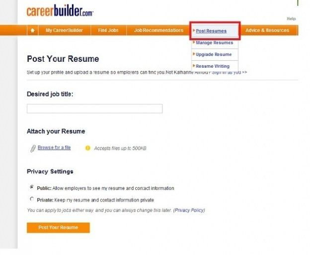 Resume Title Samples – Resume Examples