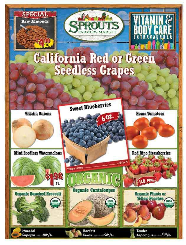Find a Healthy Grocery Store Near You - Sprouts Farmers Market