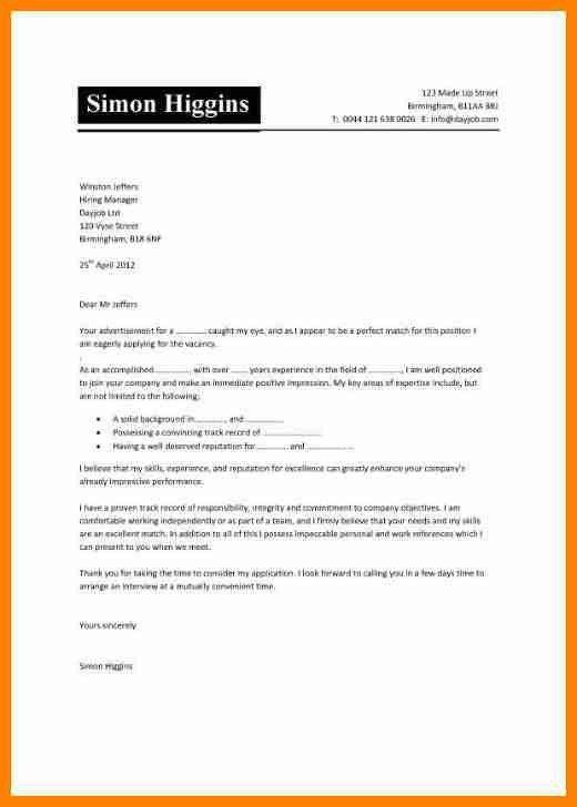 6+ examples cover letter for job application | assembly resume