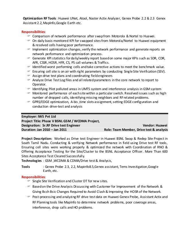 Download Emc Test Engineer Sample Resume   haadyaooverbayresort.com