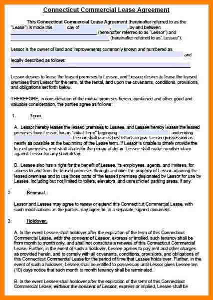 10+ commercial lease agreement template word | farmer resume