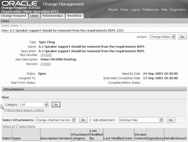 Oracle Product Information Management User's Guide