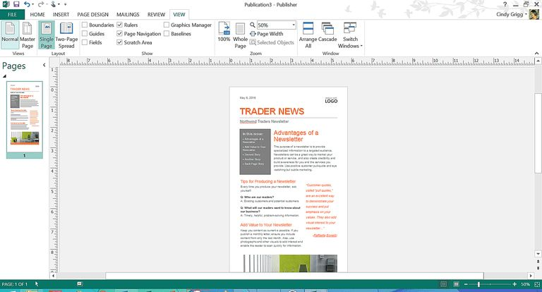 Write Faster With These Microsoft Office Templates