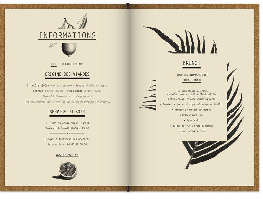 Best 25+ Restaurant menu design ideas on Pinterest | Menu design ...