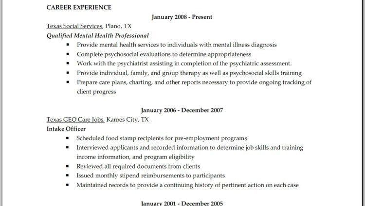 Child Care Resume. Child Care Worker Resume Australia Childcare ...