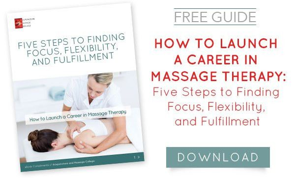Is Massage Therapy a Good Career for Me?