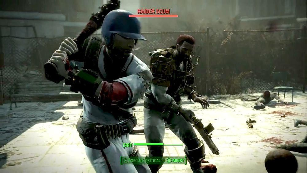 Man Sues Bethesda Because 'Fallout 4' Is Too Addictive