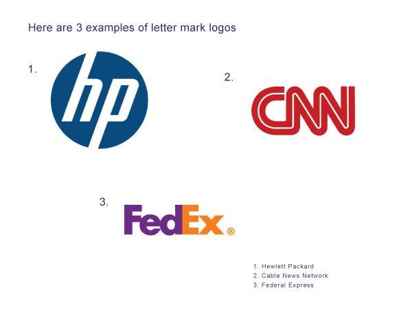 The 5 Different Logo Types and Your Brand Identity