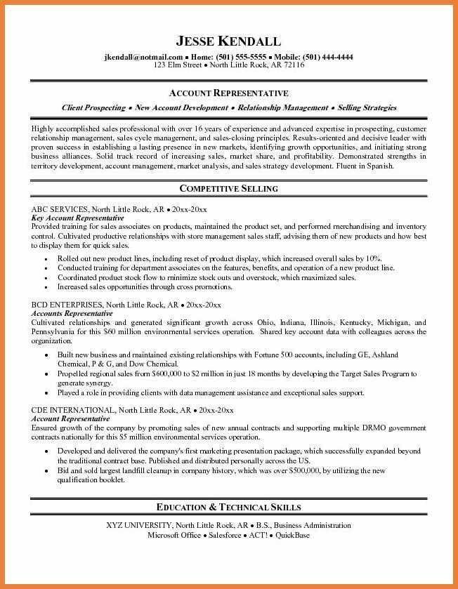 summary statement resume | sop proposal