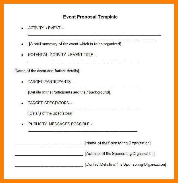 9+ proposal plan format | coaching-resume