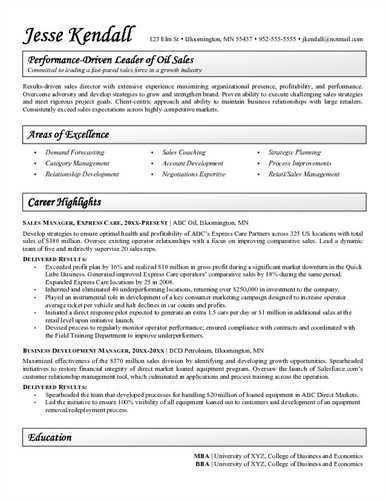 oil field resume examples Source: