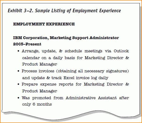 7+ resume education format examples - Basic Job Appication Letter