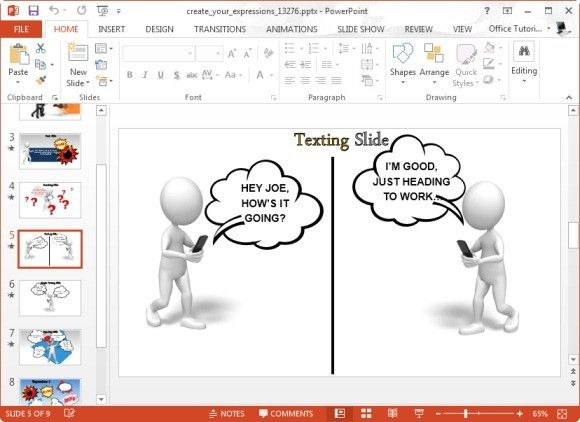 Best Story Map Templates For PowerPoint
