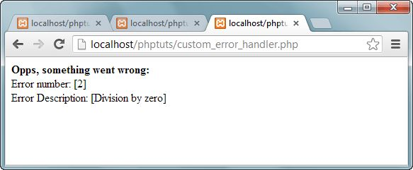 PHP Try Catch Example: Exception & Error Handling Tutorial
