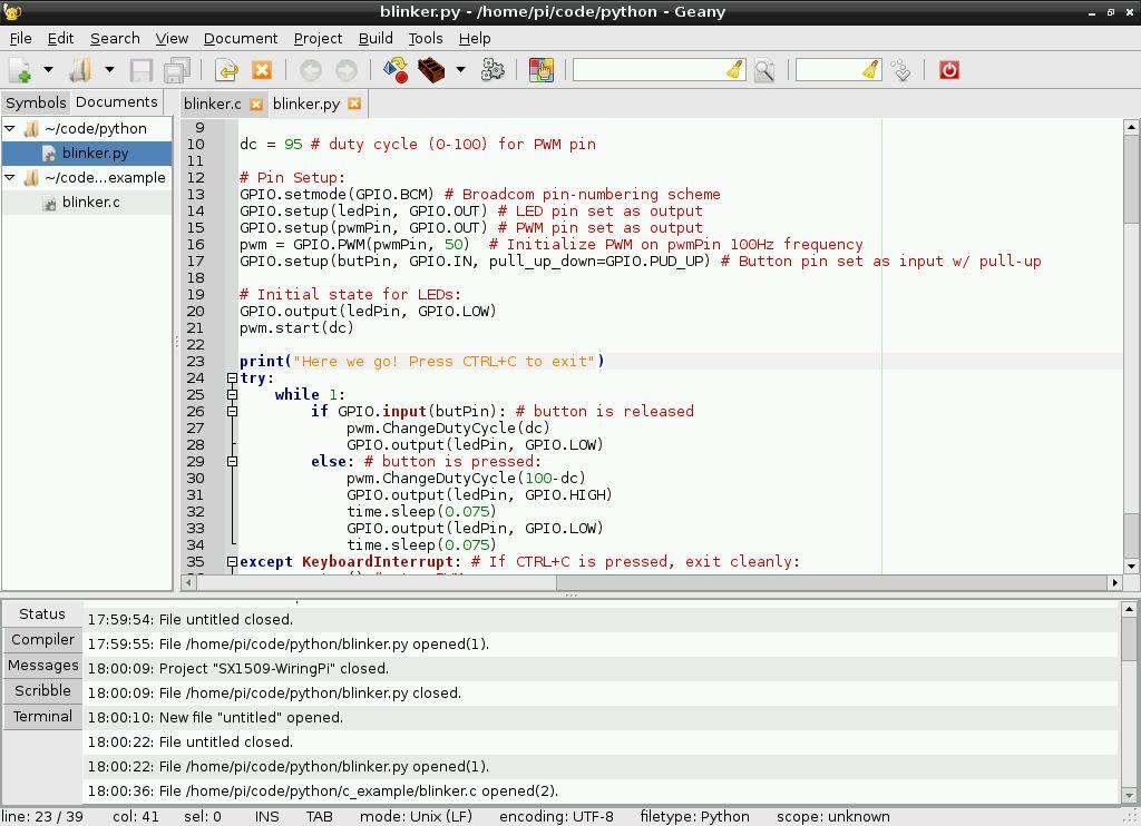 Raspberry gPIo - learn.sparkfun.com