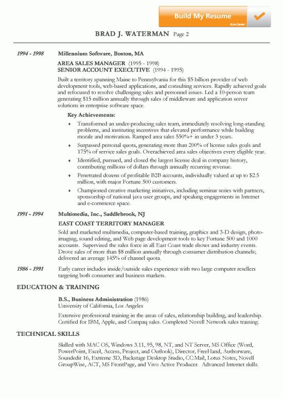 Chronological Resume Format 21 Reverse Chronological Resume ...