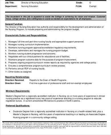 Pca Job Description. Nanny U0026 Nursing Resumes Caregiver Resume .