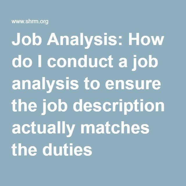 25+ best Job analysis ideas on Pinterest   Swot analysis, Ch2 news ...