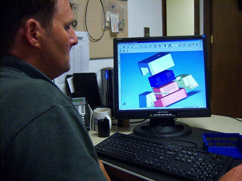 Mechanical / Plastic Engineering | Prototype & Plastic Mold ...