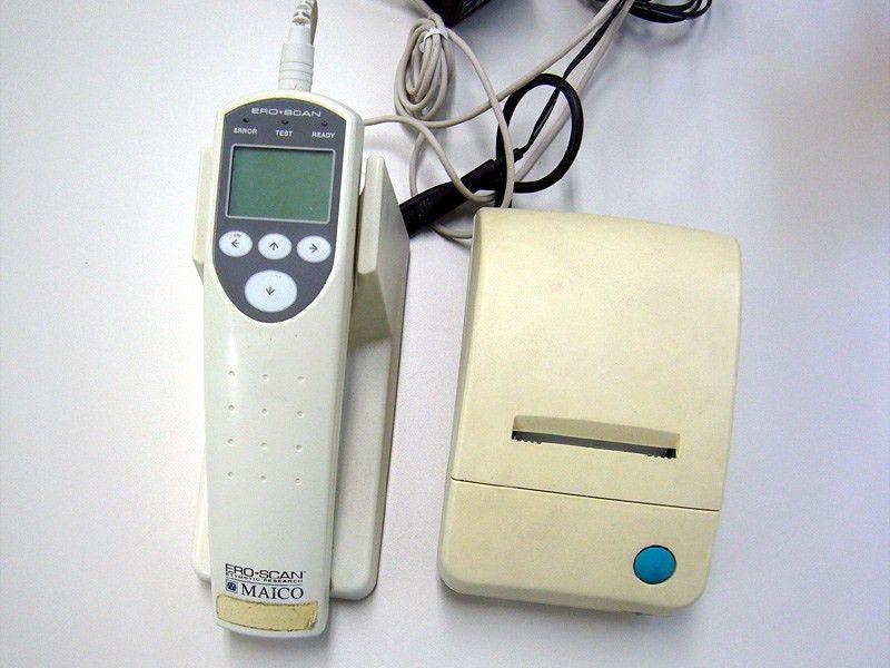 Hearing Screener ERO SCAN Oticon (MAICO) | Used Medical Equipment ...