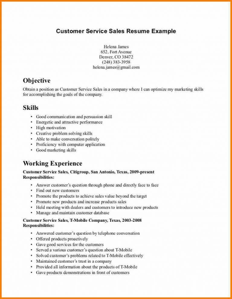 Recent Posts  Skills Section Of Resume