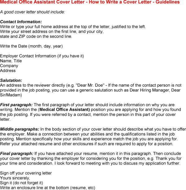 medical billing cover letter sample medical billing resume sample ...