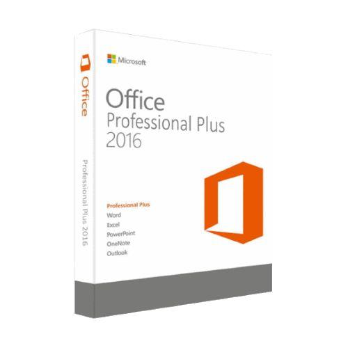 Microsoft Office Professional Plus 2016 32bit & 64bit product key ...