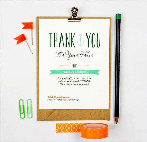 17+ Business Thank You Cards - Free Printable PSD, EPS Format ...