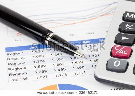 Sales Report Stock Images, Royalty-Free Images & Vectors ...