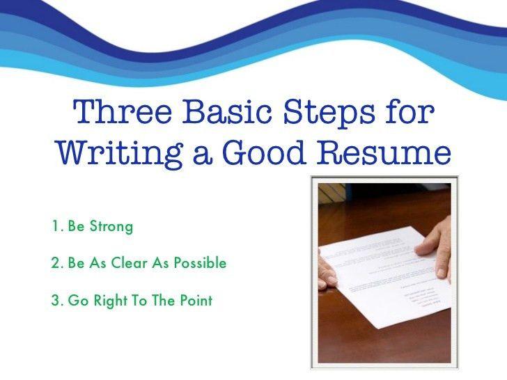 phenomenal writing the perfect resume 11 resume sample perfect ...