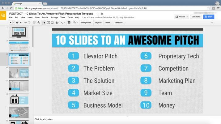 How to Make Appealing Presentation with Free Google Slides ...