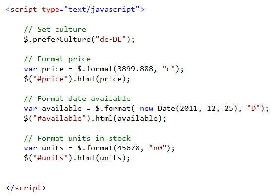 ScottGu's Blog - jQuery Globalization Plugin from Microsoft