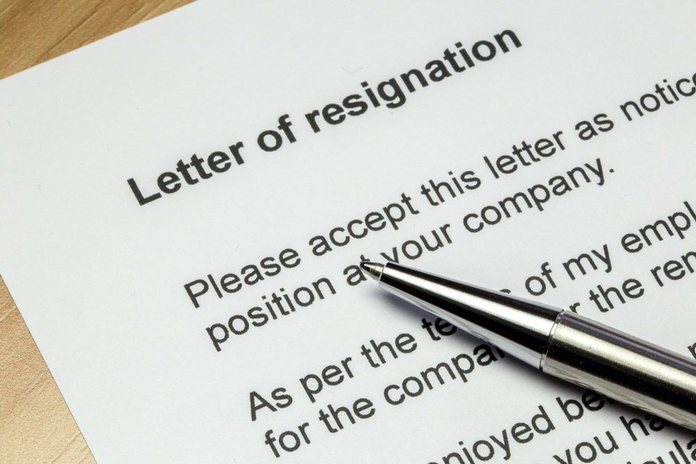 How to Write a Resignation Letter | LegalZoom
