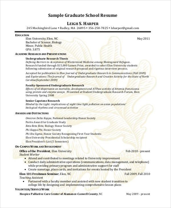 sample high school graduate resume high school student resume